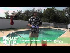 How to shock your swimming pool