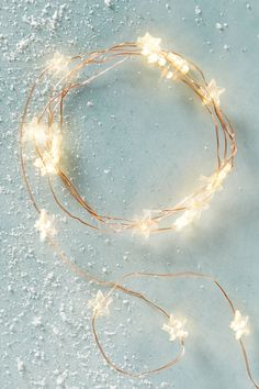 Aurora String Lights | Pinned by topista.com