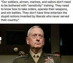 Hope to God he actually said this. Military Quotes, Military Humor, Military Life, Marine Corps Quotes, My Marine, Warrior Quotes, Conservative Politics, Badass Quotes, Have Time