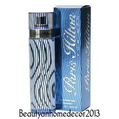 Paris Hilton by Paris Hilton 3.4 oz EDT Cologne Spray for Men New in Box #ParisHilton