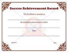 Pin By Certificate Template On Sports Certificate