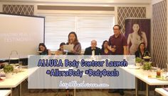 ALLURA Body Contour Launch | Dear Kitty Kittie Kath- Beauty, Fashion, Lifestyle, and Mommy Blog
