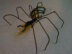 Wire Scorpion   Scorpion and Craft