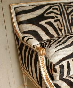 Love this armchair