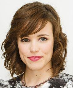 rachel mcadams hairstyles | Rachel McAdams Hairstyle - Formal Medium Wavy - 10087 | TheHairStyler ...