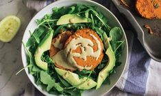 Deliciously Ella Every Day: My favourite sweet potato cakes