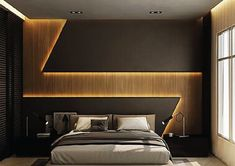 Master Bedroom Interior, Bedroom Closet Design, Modern Bedroom Design, Bedroom Decor, Bed Back Design, Floor Design, Bed Styling, Luxurious Bedrooms, Living Room Designs