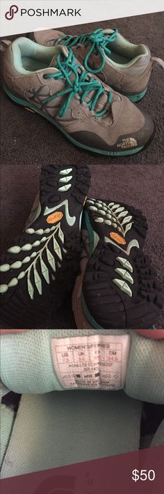 The North Face Hiking Shoes Excellent condition north face hiking shoes. Very supportive and durable The North Face Shoes