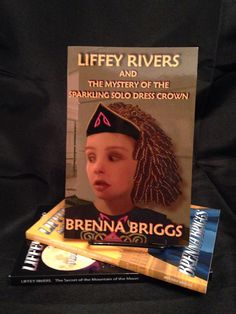 The first Liffey Rivers book: The Mystery of the Sparkling Solo Dress Crown.