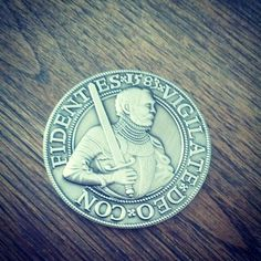 I can't read what's on this #geocoin