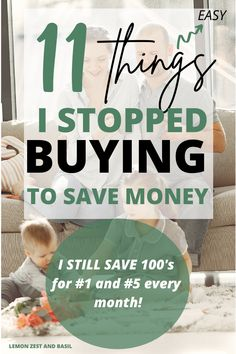 11 Things to Stop Buying to Save Money. So Simple yet shocking just how much I can save! stop buying things | stop buying things to save money | things to stop buying Saving Money Chart, Money Saving Challenge, Money Saving Tips, Online Savings Account, High Yield Savings Account, Frugal Living Tips, Frugal Tips, Planning Budget, Meal Planning