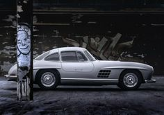 1952 Mercedes-Benz 300 SL Coupe