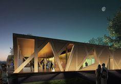 CEBRA Architects diseñará el Portal de la Información en Dinamarca