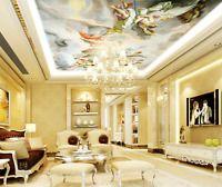 3D Paint 42 Ceiling WallPaper Murals Wall Print Decal AJ WALLPAPER US