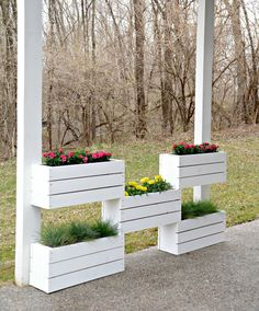 How To Build A Vertical Planter {the Home Depot Diy Workshop}