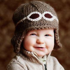 Wilbur Aviator Hat