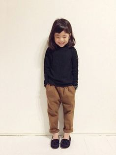 So cute lil stylish girl