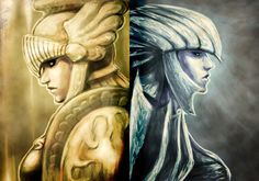 The Elder Scrolls IV: Shivering Isles    Which side are you? Manic or Demented?