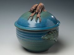 Wortman Pottery Duson ,LA Louisiana Crawfish, Pottery, Ceramica, Pottery Marks, Ceramic Pottery, Pots, Ceramic Art, Ceramics