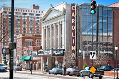 Carolina Theater in Greensboro, North Carolina