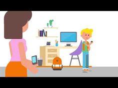 Servicio Kids Ready de Orange Family Guy, Character, Lettering, Griffins