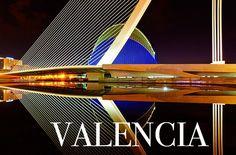 but I grew up in Valencia.