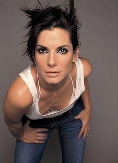Sandra Bullock - love her