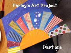 Oh' Boy Grade: Sun art project from Farley. Cute Art Projects, Spring Art Projects, Classroom Art Projects, School Art Projects, Art Classroom, School Ideas, Classroom Ideas, Kid Projects, School Tips