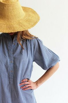 One of the best things about summer is fully indulging my love affair with hats. (You'll rarely see me on a hot day without my favorite straw fedora from JM ...read more