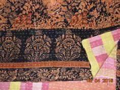 Kantha Collection-- vintage Kantha throws