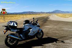 Shot by me, K1300S High Speed Trip, Nevada.
