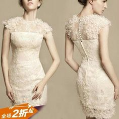 Bridemaid dress! Perfect #vestido #encaje