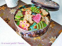 Biscuiti cu migdale si ciocolata - imagine 1 mare