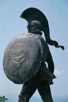 Statue of Leonidas I, Sparta.