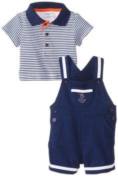 Little Me Baby-Boys Newborn Anchor Shortall Set, Navy, 9 Months Little Me http://www.amazon.com/dp/B00GUJY02Y/ref=cm_sw_r_pi_dp_cGdVtb1R3SD7VKBP
