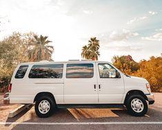 Houston — Boho Camper Vans | Buy or Rent Camper Vans in Arizona Rent Camper, 100 Watt Solar Panel, Camping Car, Camping Ideas, Cedar Paneling, Ford E Series, Chevy Van, Men's Vans