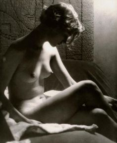 Lee Miller by Man Ray. Paris, 1929