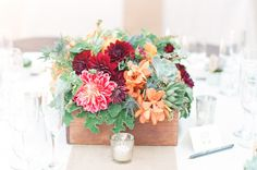 #centerpiece  Photography + Cinematography: Picotte Weddings - picotteweddings.com Floral Design: Effloresce Floral - efflorescefloral.com  Read More: http://www.stylemepretty.com/2012/05/24/santa-barbara-historical-museum-wedding-by-events-by-ashley-w-picotte-weddings/