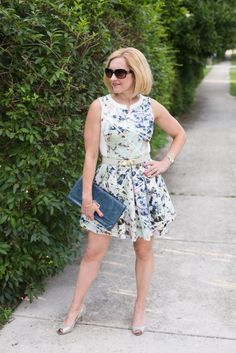 Sporting this floral skater dress which is perfect for all your summer events.  Use code SIKathrine56 at www.vipme.com to get $5 OFF orders of $50 or more. https://www.vipme.com/multicolor-printed-insert-slim-fit-mini-dress_pV0001716101?utm_source=pinterest&utm_medium=SI&utm_campaign=Kathrine_Eldridge