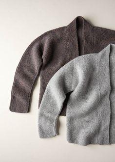 Ballet Cardigans Knitting Pattern Girls' Clothing (0-24 Months) Rational Baby Girls