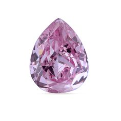 We will be very impressed with your diamond knowledge if you can identify the color of this pear shaped stunner! (*hint*: the color includes an overtone) Minerals And Gemstones, Crystals Minerals, Rocks And Minerals, Stones And Crystals, Loose Gemstones, Gem Stones, Jewelry Show, Gems Jewelry, Stone Jewelry