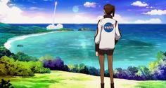 De forma a lançar um novo projeto de meteorologia, a Jaxa fez uma parceria com a NASA, tendo criando um anime para divulgar a novidade.