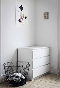 simple scandinavian style