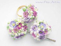 Polimerclay flowers - Fito-Art.ru