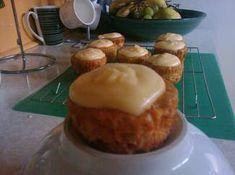 Carrot and pineapple muffins - Great kids lunchbox fillers (with vegetables hidden inside!)