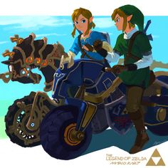 This used to be a comparison but now botw link and master cycle zero are in mario kart yay The Legend Of Zelda, Legend Of Zelda Memes, Legend Of Zelda Breath, Image Zelda, Master Cycle, Overwatch, Princesa Zelda, Mundo Dos Games, Mario Kart 8