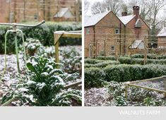 Walnuts Farm – the rustic shoot location house   Cold Fingers And The First Snow