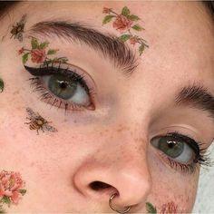 makeup Art aesthetic - Melisica Ldquo Melanie Santos Rdquo Face In 2019 Aesthetic Makeup Makeup Goals, Makeup Inspo, Makeup Art, Beauty Makeup, Hair Makeup, Makeup Style, Aesthetic Eyes, Aesthetic Makeup, Aesthetic Grunge