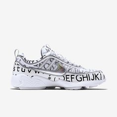 NikeLab Air Zoom Spiridon GPX White / Reflect Silver Multi-Colour Link >  #Nike #Inside #Sneakers