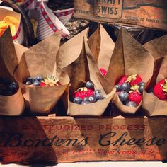 Berry Bags